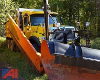 2006 International 7600 6x4 Dump & Plow