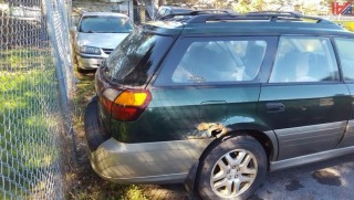 2001 Subaru Outback Suburban