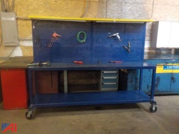 Machine Shop Closure Sale #9152