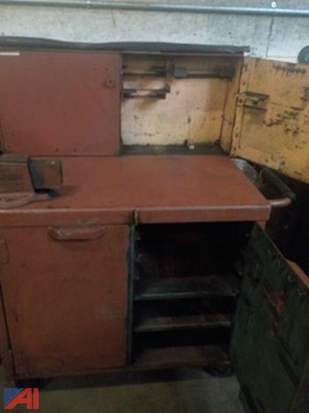 Machine Shop Closure Sale #9152