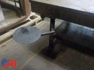 Industrial Steel Welding Table