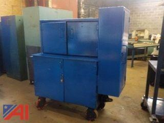 Industrial Rolling Tool Cabinet