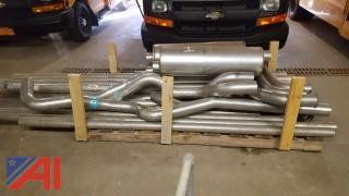 School Bus Exhaust Pipes and Mufflers