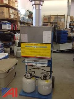(3) Bosch Aqua Star Therminator Portable Water Heaters