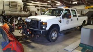 2008 Ford F-350 XL Super Duty Crew Cab Pickup Truck